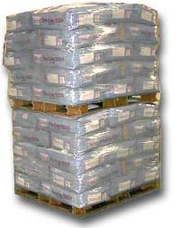 Doublestack of Loadek Pallets